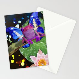 Amphibian Reborn Stationery Cards