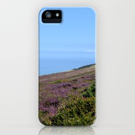 I'll Never Go Home iPhone Case