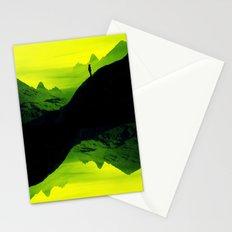 Vibrant Wasteland Stationery Cards