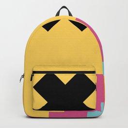 Geometric Shape 7 (Vintage Geometry) Backpack