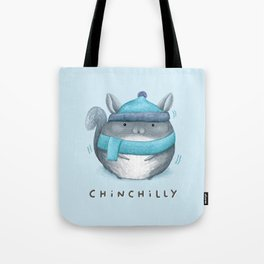 Chinchilly Tote Bag