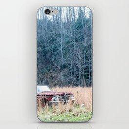 Left to Rust iPhone Skin