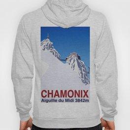 Chamonix ski Hoody