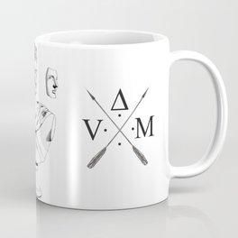 Not a bust (plain top) Coffee Mug
