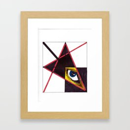 Deliverence Framed Art Print