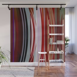Abstract Composition 651 Wall Mural