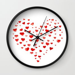 Be My Valentine! Wall Clock