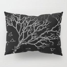 Forest King (black) Pillow Sham
