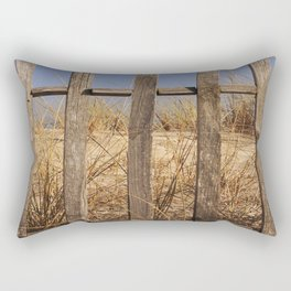 Fence to the Sky! Rectangular Pillow