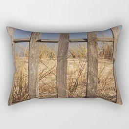 Fence to the Sky! Rectangular Pillow