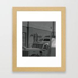 west bottom #2 Framed Art Print