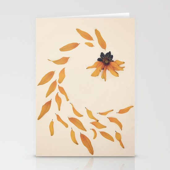 Everything Changed Stationery Cards