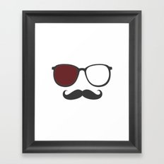 qaa Framed Art Print
