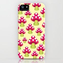 Honguitos iPhone Case