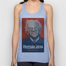 Bernie Sanders Unisex Tank Top