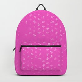 aquarius zodiac sign pattern mag Backpack