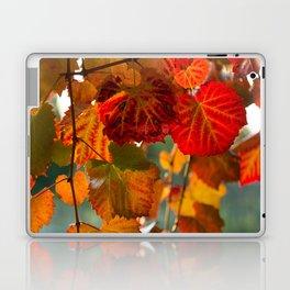 Autumn leaves 1 Laptop & iPad Skin
