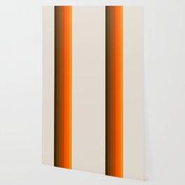 Retro Golden Rainbow - Straight Wallpaper