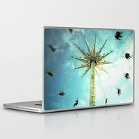 fly Laptop & iPad Skins featuring Fly by Jacquie Fonseca