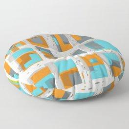 Ground #06 Floor Pillow