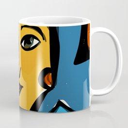 Staring at Matisse Coffee Mug