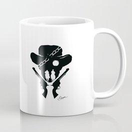 DJANGO UNCHAINED Beth Bacon Collectible Designs no.2 Coffee Mug