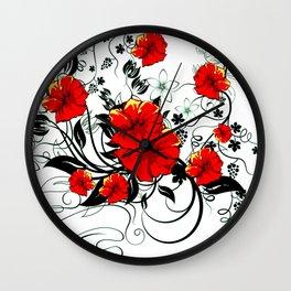 Patternfs000 Wall Clock
