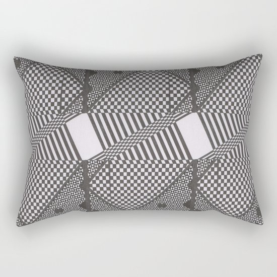 Twisted Minds 2 Rectangular Pillow