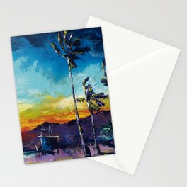 Tower Life 1 Stationery Cards