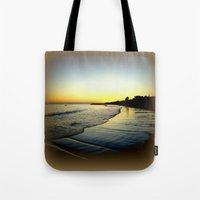 karma Tote Bags featuring Karma by Chris' Landscape Images & Designs