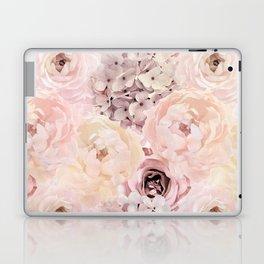 Midsummer Roses- Vintage Rose Pattern Laptop & iPad Skin