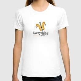 WISE BUTTERFLY T-shirt