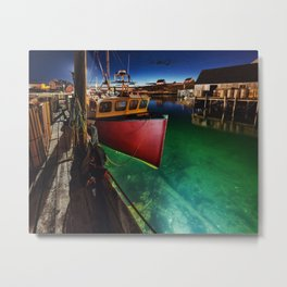 Clarity Cove Metal Print