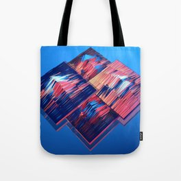 Transitions XXXV - Parallels Tote Bag