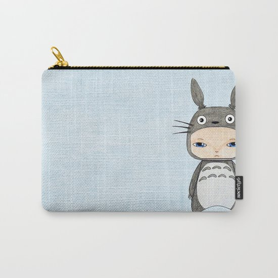 A Boy - My Neighbor T. Carry-All Pouch