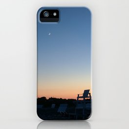 Goodnight Beach iPhone Case