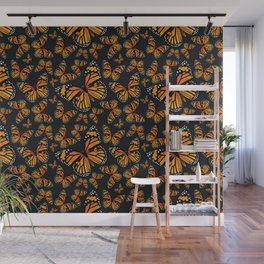 Monarch Butterflies | Monarch Butterfly | Vintage Butterflies | Butterfly Patterns | Wall Mural
