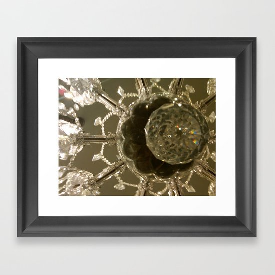 View from below 2 Framed Art Print