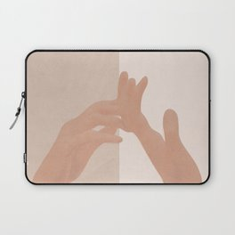 Come with Me Laptop Sleeve