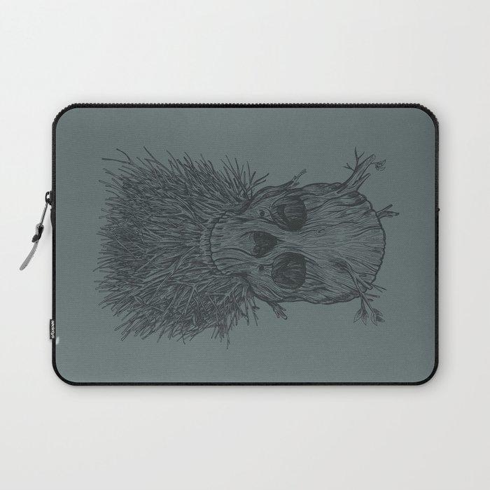 The Lumbermancer (Grey) Laptop Sleeve