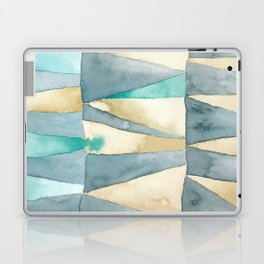 Triangle Quilt Abstract Laptop & iPad Skin