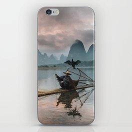 China #society6 #decor #buyart iPhone Skin