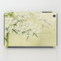 lace iPad Cases featuring lace by Bonnie Jakobsen-Martin