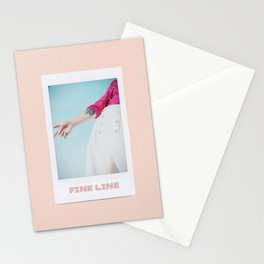 fine line Stationery Cards