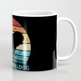 English Bulldog vintage Coffee Mug