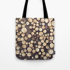If I wood, wood you? Tote Bag