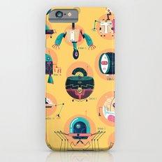 :::Mini Robots::: iPhone 6s Slim Case