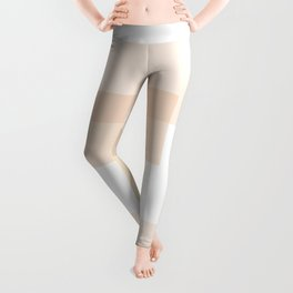 Overlay in Cream Leggings