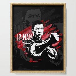 Ip Man, Wing Chun Kung Fu Serving Tray