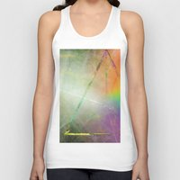 prism Tank Tops featuring Prism by Randomleafy
